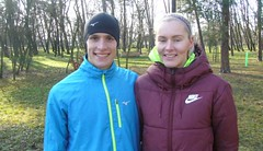 Pardubický Mikulášský běh vyhráli opět Janů a Zoubková