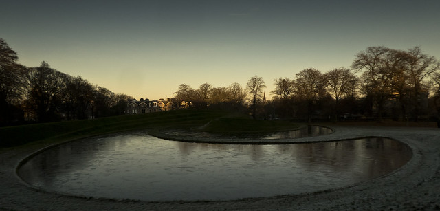 Edinburgh NGS: Jencks' Landform