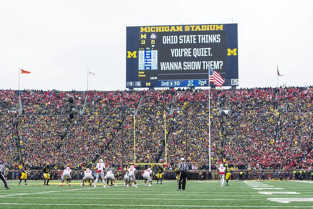 2019 Game 12: Ohio State