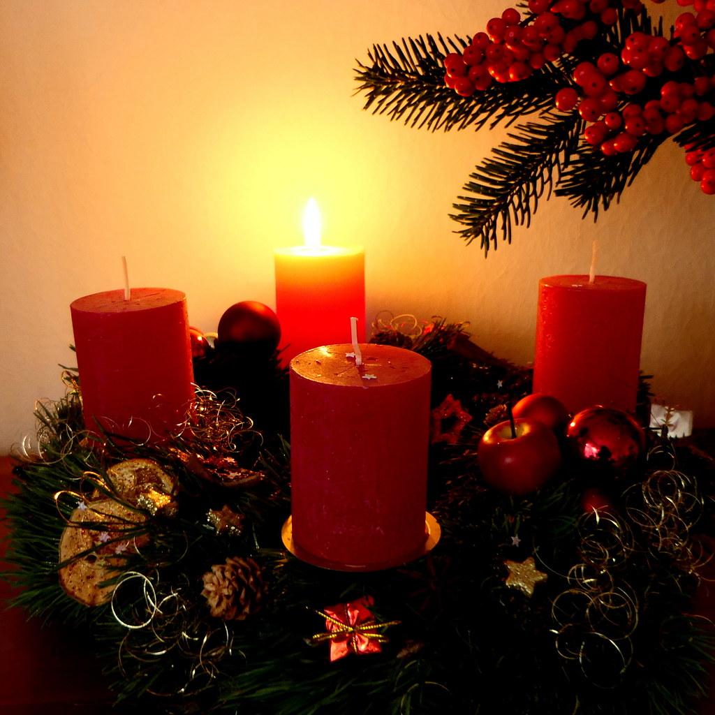 Kerzenzeit - Candles Time