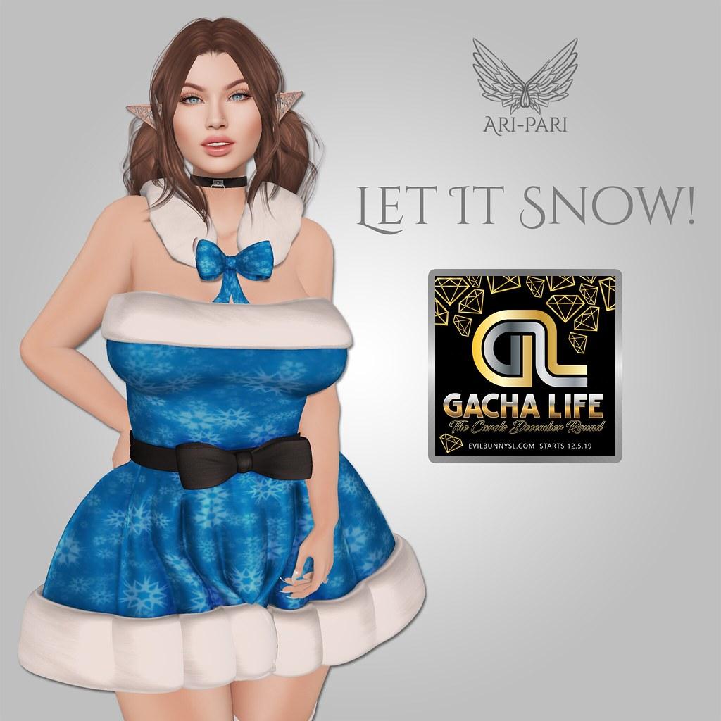 [Ari-Pari] Let-It-Snow