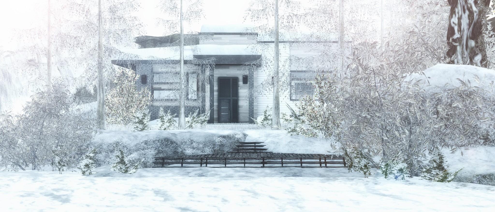 Fresh Snow.