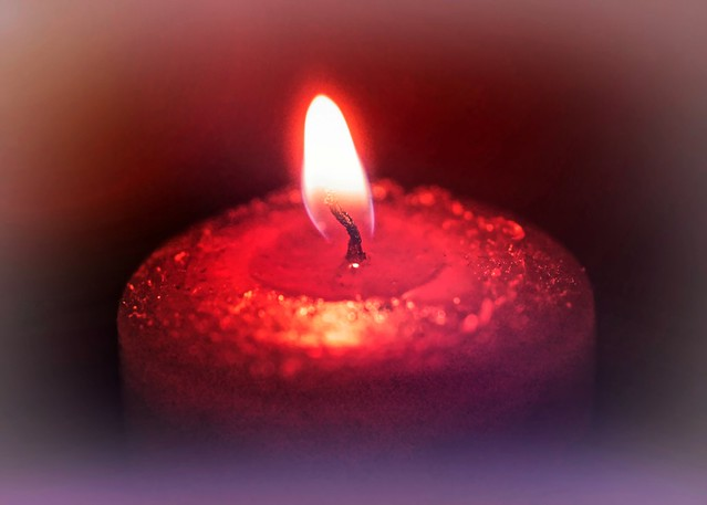 Happy First Sunday of Advent . . .