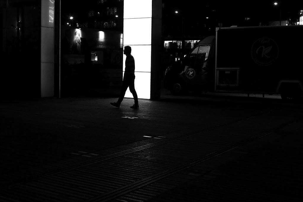 In the light frame