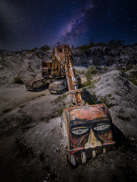 Galactic Earth Mover