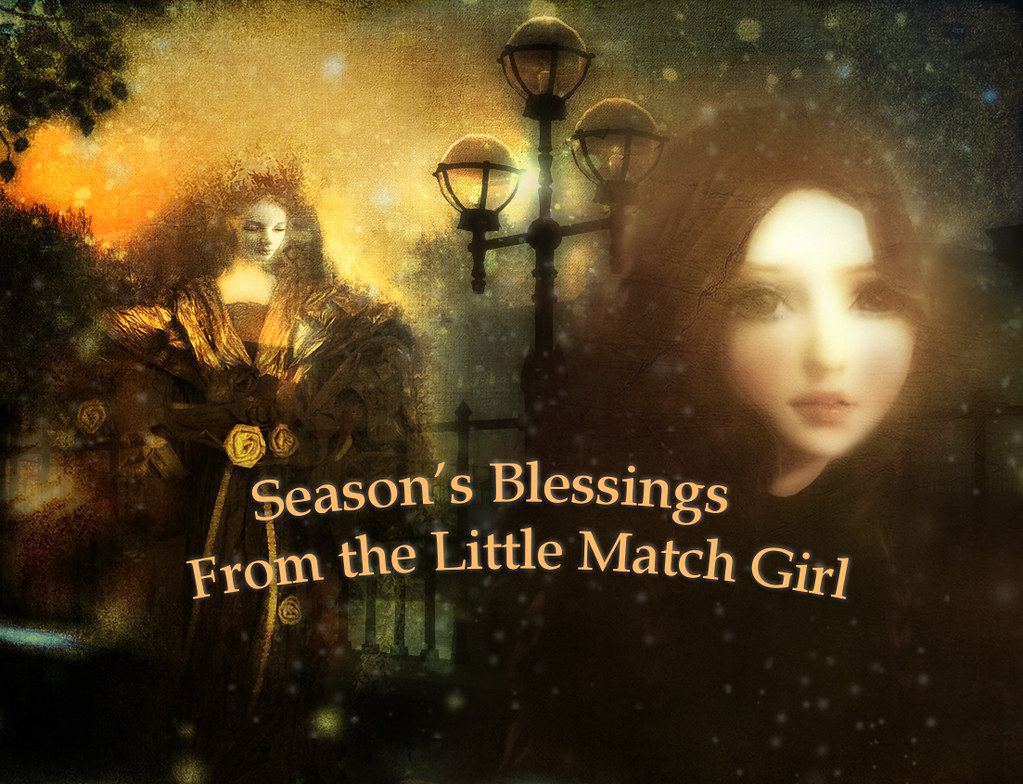 The Little Match Girl finally on vimeo