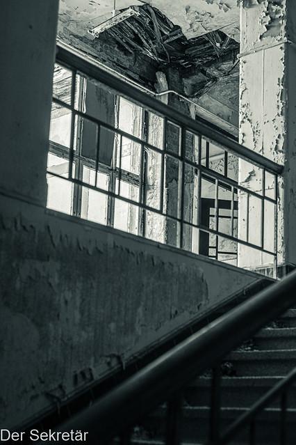 Treppenhaus --- Stairwell