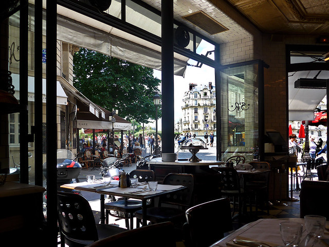 photo - Cafe St. Regis, Paris
