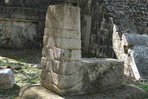 Templo de las grandes mesas.