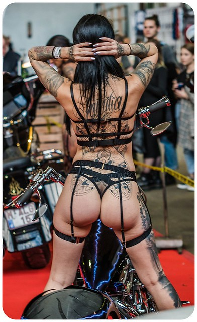 Brussels Tattoo Convention 2019