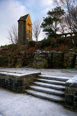 The Pigeon Tower on a Frosty 1st December