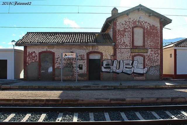Estacion de Abla - Abrucena
