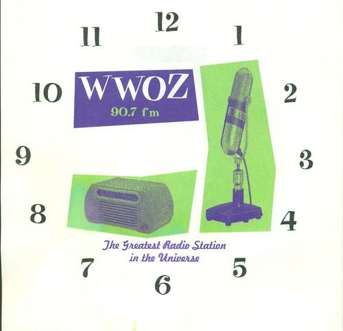 It's always time to listen to WWOZ!