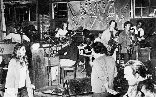WWOZ Fundraiser at Jimmy's December 1979