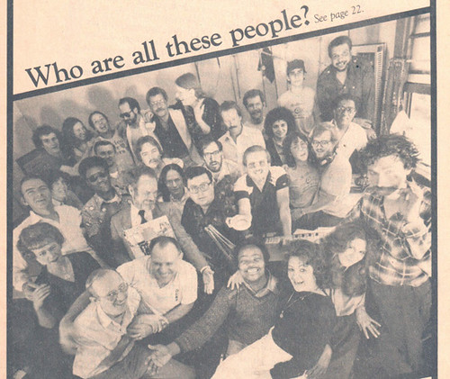 WWOZ 1983 team