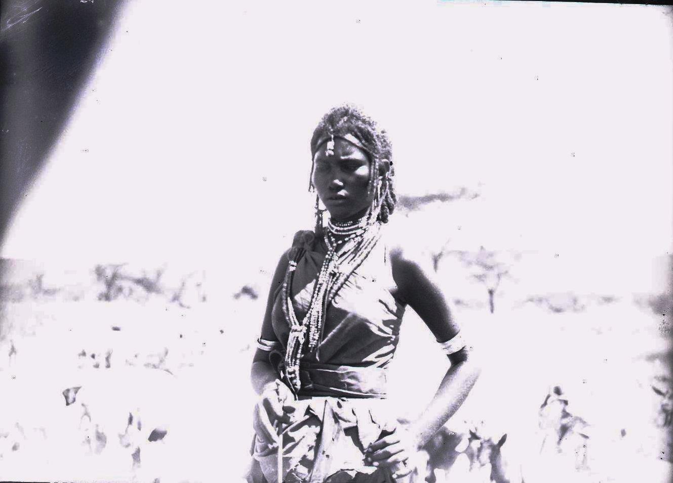 679. Девочка племени Хауйя