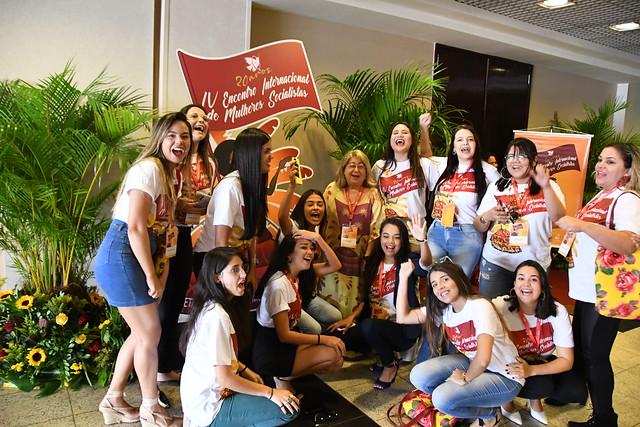 IV Encontro Internacional de Mulheres Socialistas - 1/12/2019
