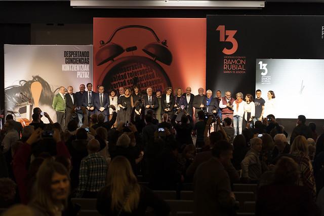XIII Premios Ramón Rubial