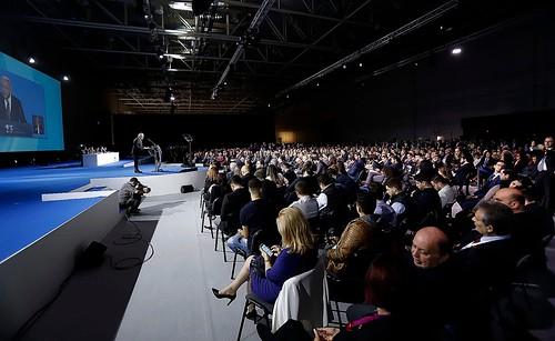 Ομιλία Δ. Αβραμόπουλου στο 13ο Συνέδριο της Νέας Δημοκρατίας, Αθήνα 1/12/2019