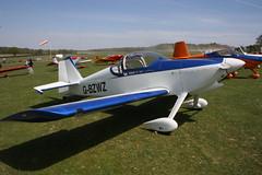 G-BZWZ Vans RV-6 [PFA 181A-13419] Popham 080516