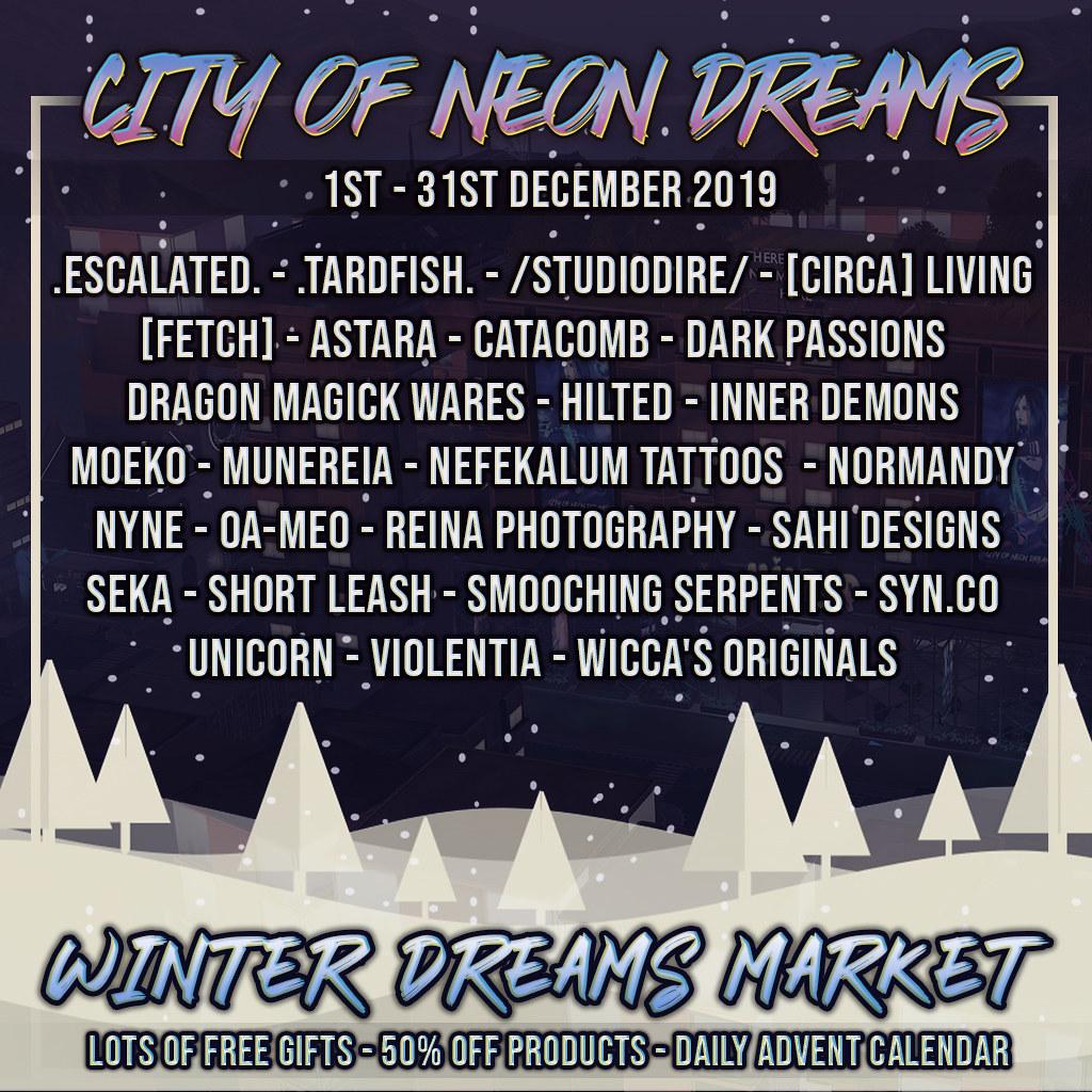 Winter Dreams Market