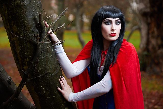 Snow White shoot