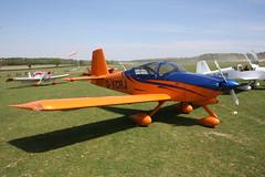G-XCRJ Vans RV-9A [PFA 320-14333] Popham 080516