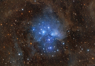 Stardust of the Pleiades (M45) | by Martin_Heigan