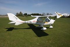 G-CTSL Flight Design CTS  Popham 080516