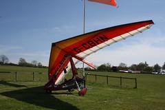 G-CBHN Solar Wings Pegasus [7872] Popham 080516