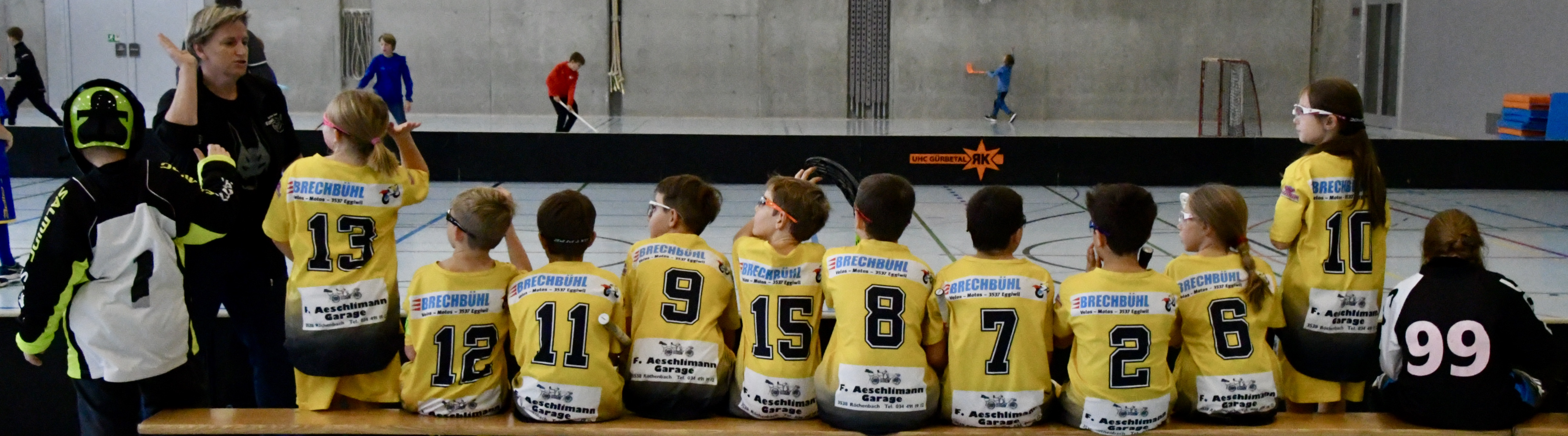 Junioren D Eggiwil - Lions Konolfingen, Saison 2019/20