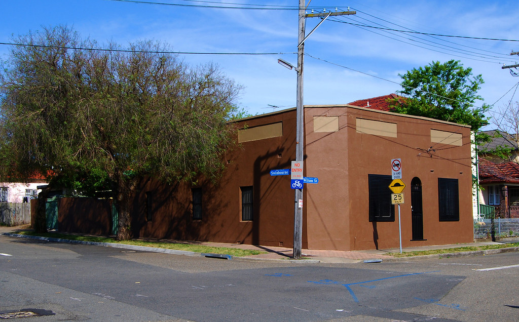 Former Shop, Botany, Sydney, NSW.