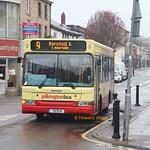 Pilkington, Accrington T9 PLK ex DG52 TYP