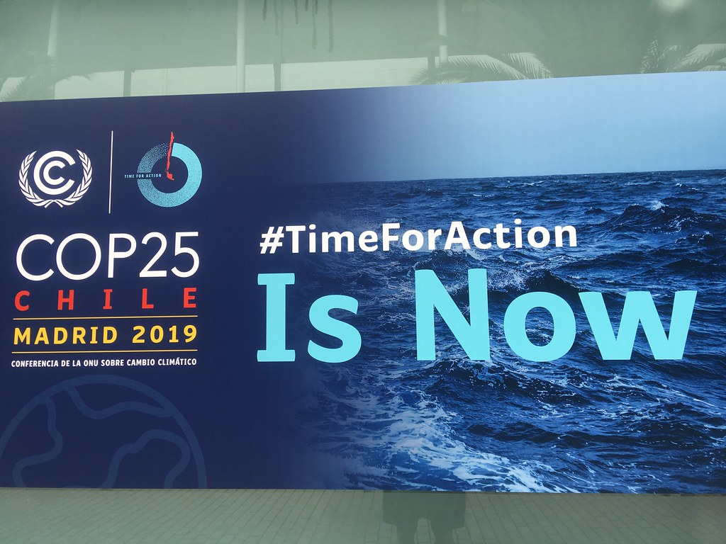 COP25 Time for action is now IMG_4117 | Tome for action is n… | Flickr