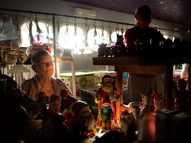 X-mas market: Buy my Gnomes