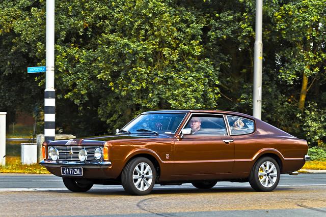 Ford Taunus 1600 L Coupé 1973 (8799)