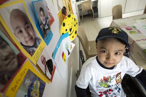Il progetto vita ai bambini
