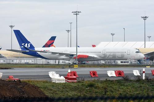 F-WZNL / SE-RSC Airbus A350-941 SAS