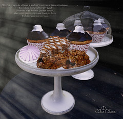 Sweets dispenser by ChicChica @ Cosmopolitan