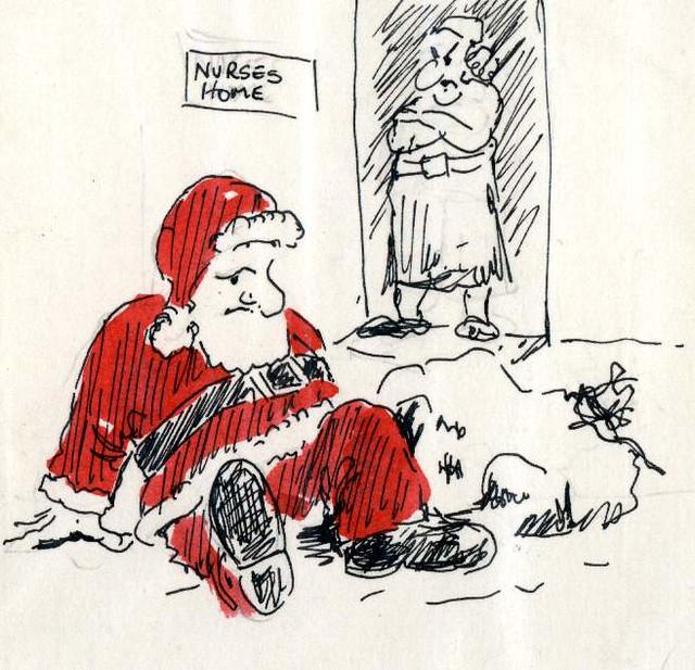 Father Christmas ABC