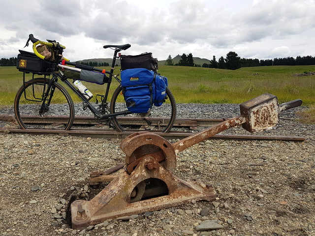 Otago Central Rail Trail — Day 3 — Wedderburn to Hyde