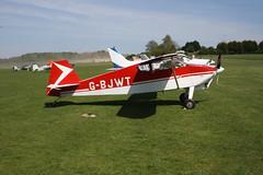 G-BJWT Wittman W.10 [PFA 031-10688] Popham 080516