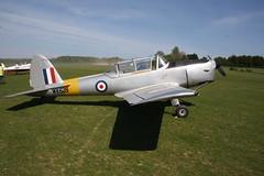 G-BBMW / WK628 de Havilland Canada DHC-1 [C1 0641] Popham 080516