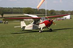 G-DHAH Aeronca 7AC [7AC-4185]  Popham 080516