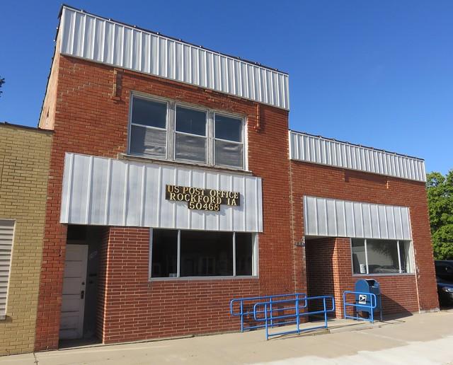 Post Office 50468 (Rockford, Iowa)