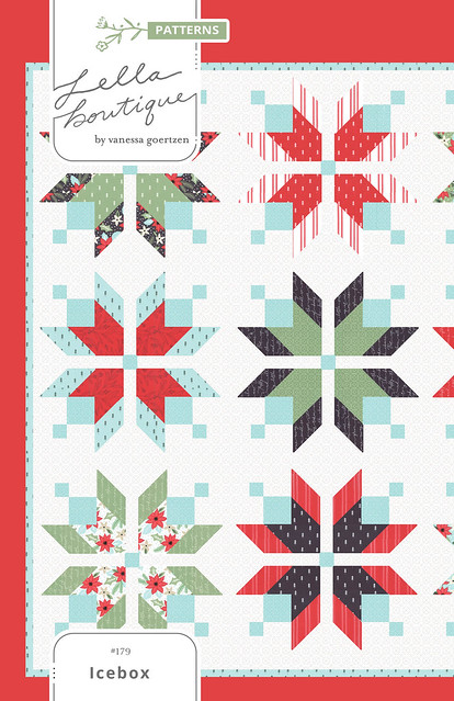LB179 Icebox Cover