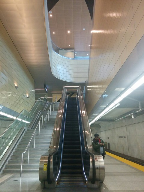 Downsview Park (1) #toronto #ttc #subway #downsviewpark #architecture
