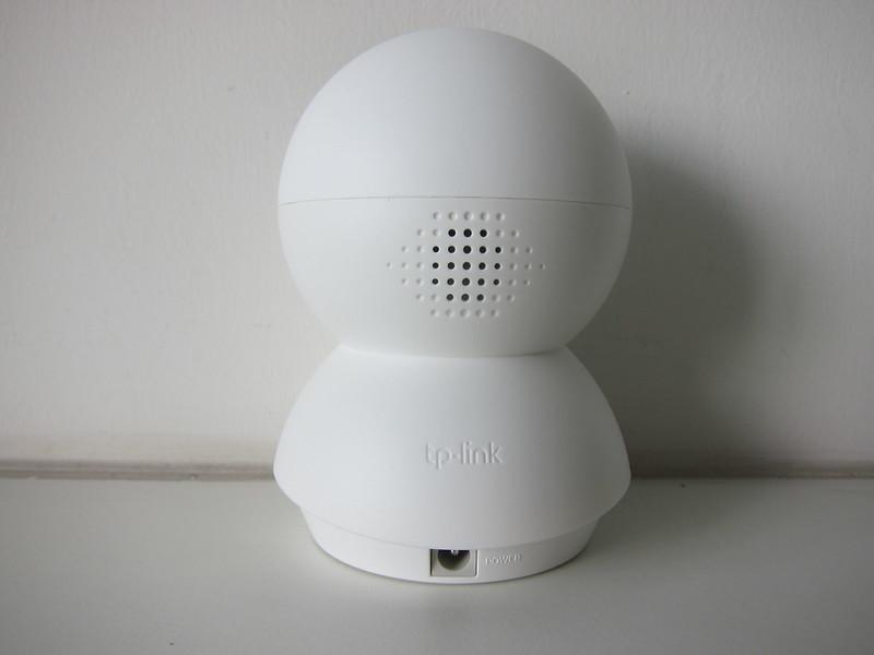 TP-Link Tapo C200 Wi-Fi Camera - Back