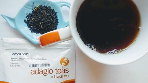 Lemon Soleil Black Tea