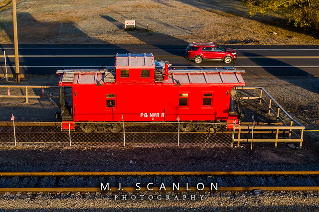 P&NW 3 | Caboose | Nevada County Depot & Museum